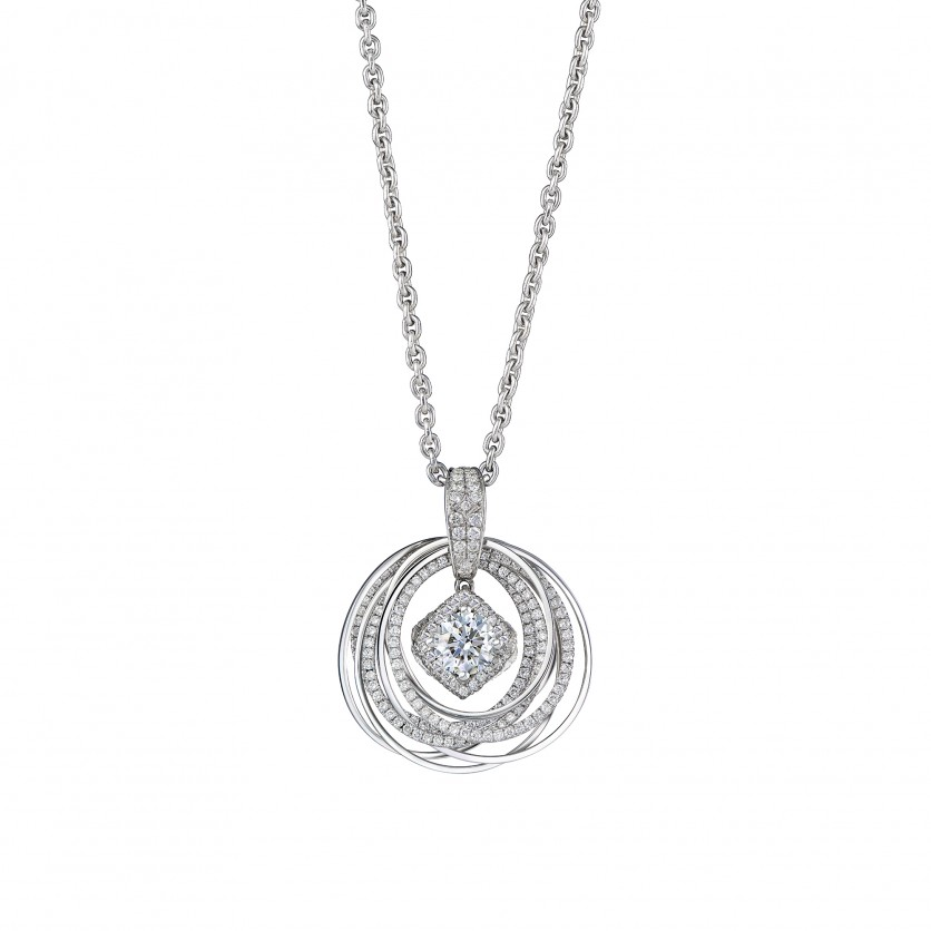 Revel Convertible Pendant Necklace