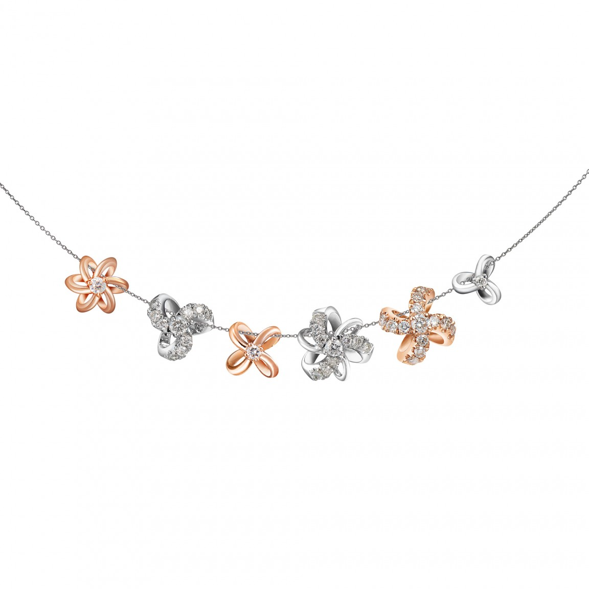 Astra Charms Necklace