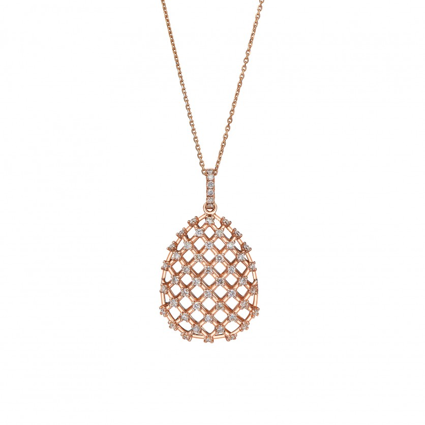 Lucent Lace  Necklace