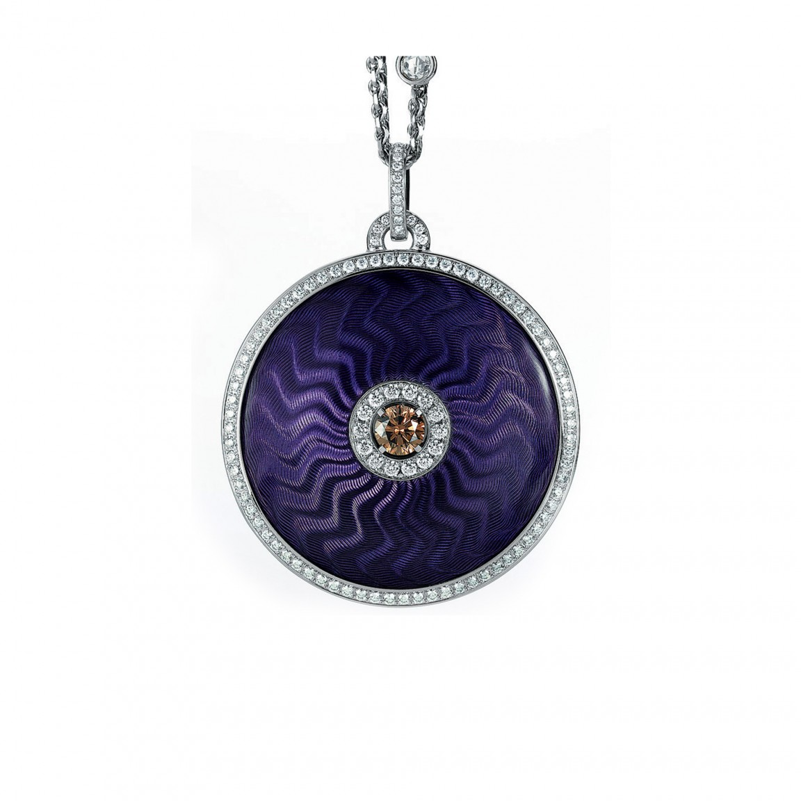 Victor Mayer Opera Pendant Necklace