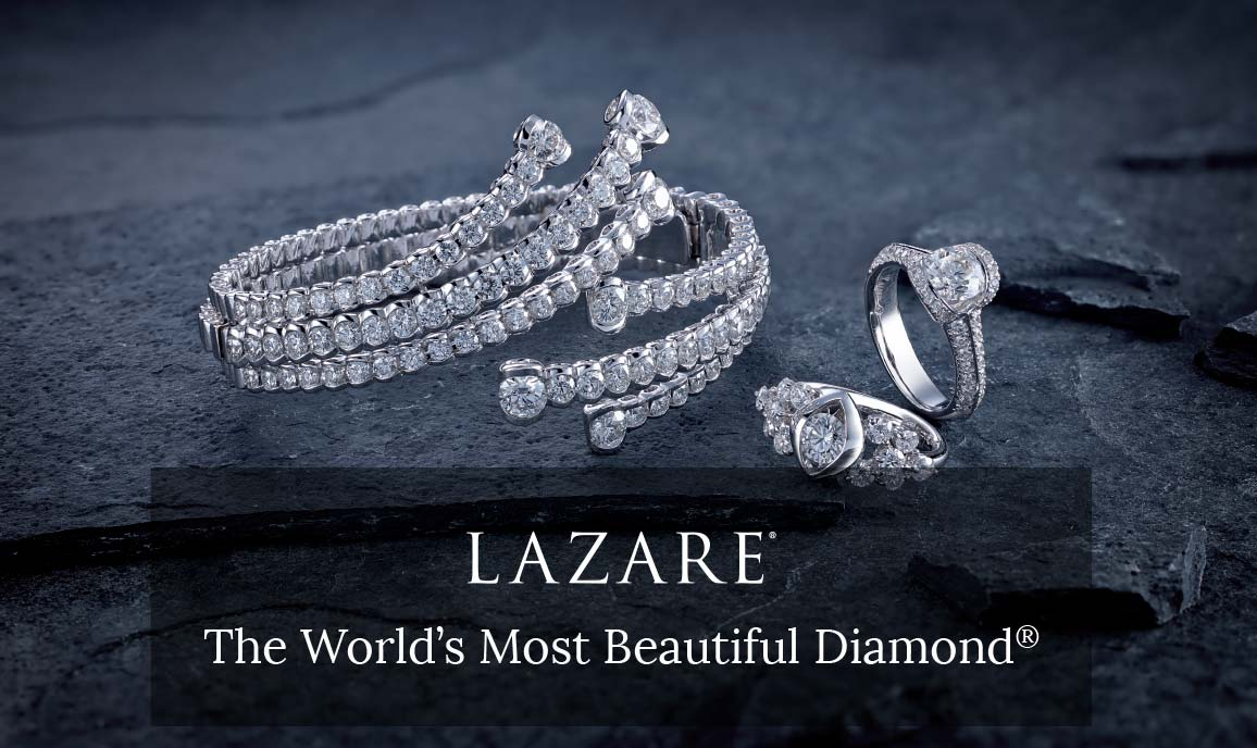 Lazare®. The World's Most Beautiful Diamond®