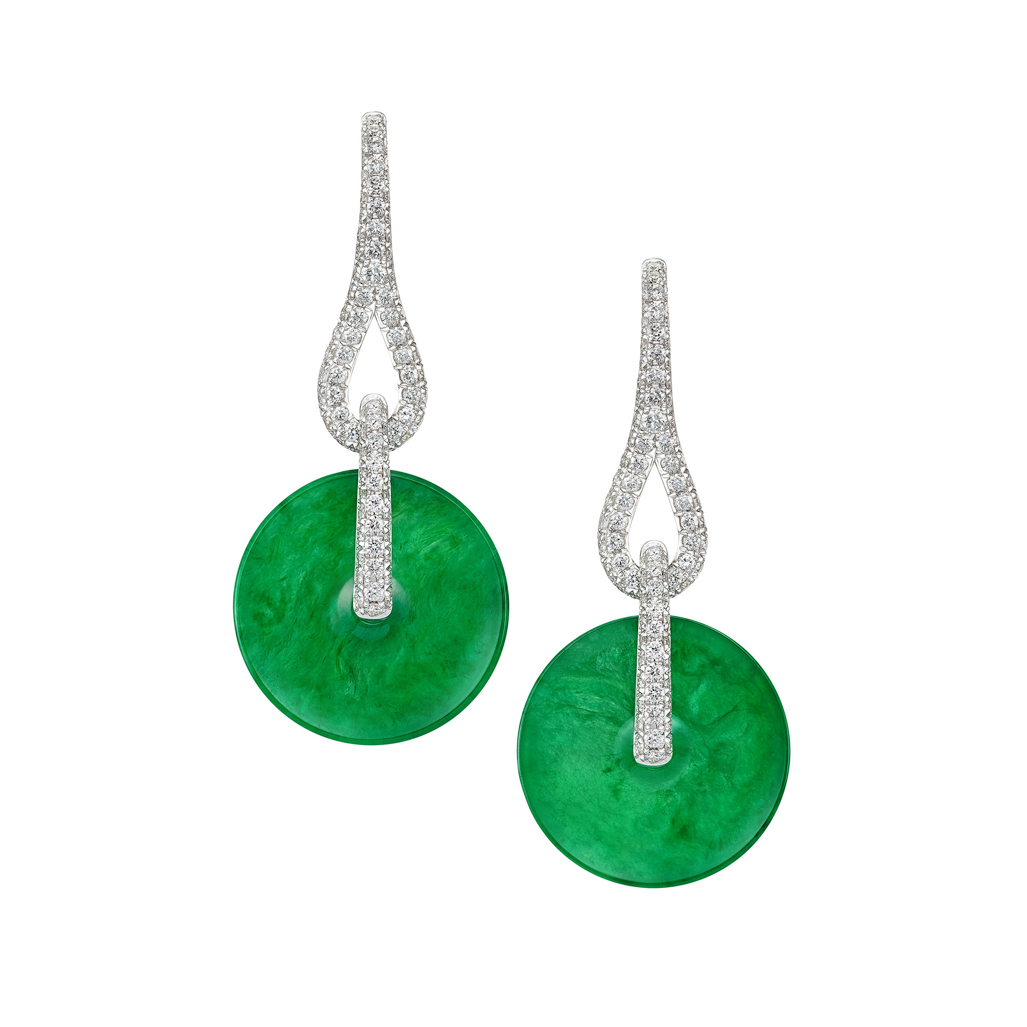 Circle of Happiness Earrings