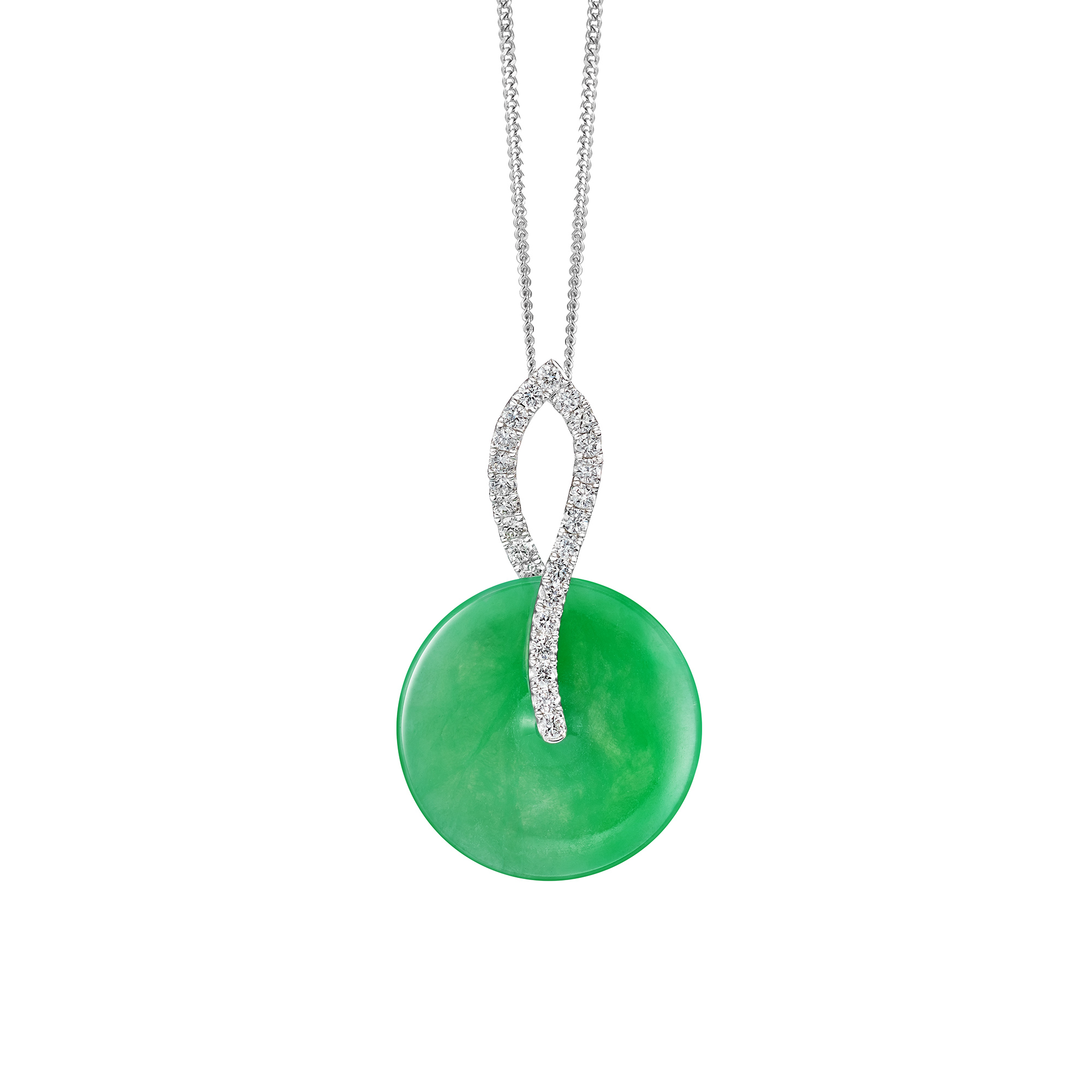 Circle of Happiness Necklace