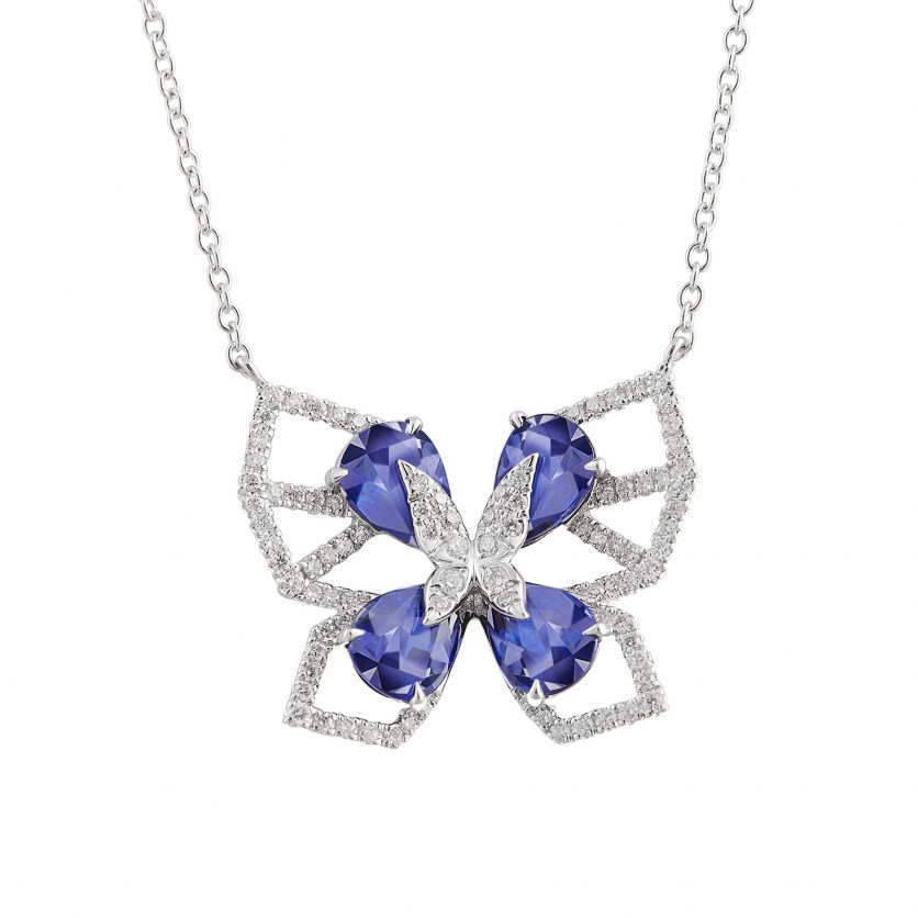Enchanting Butterfly Necklace