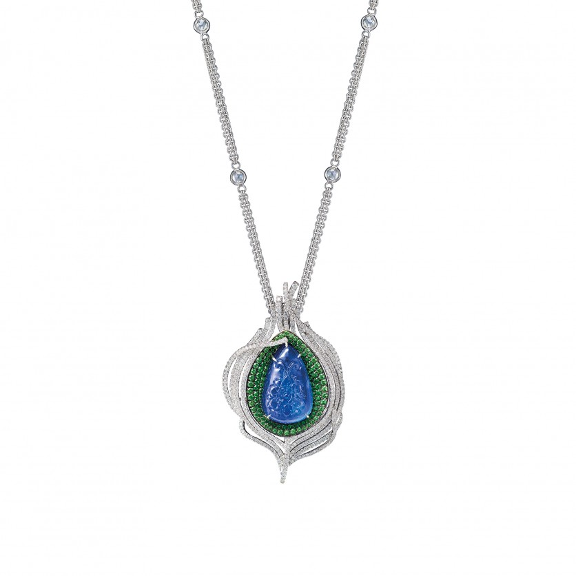 Peacock Royale Necklace