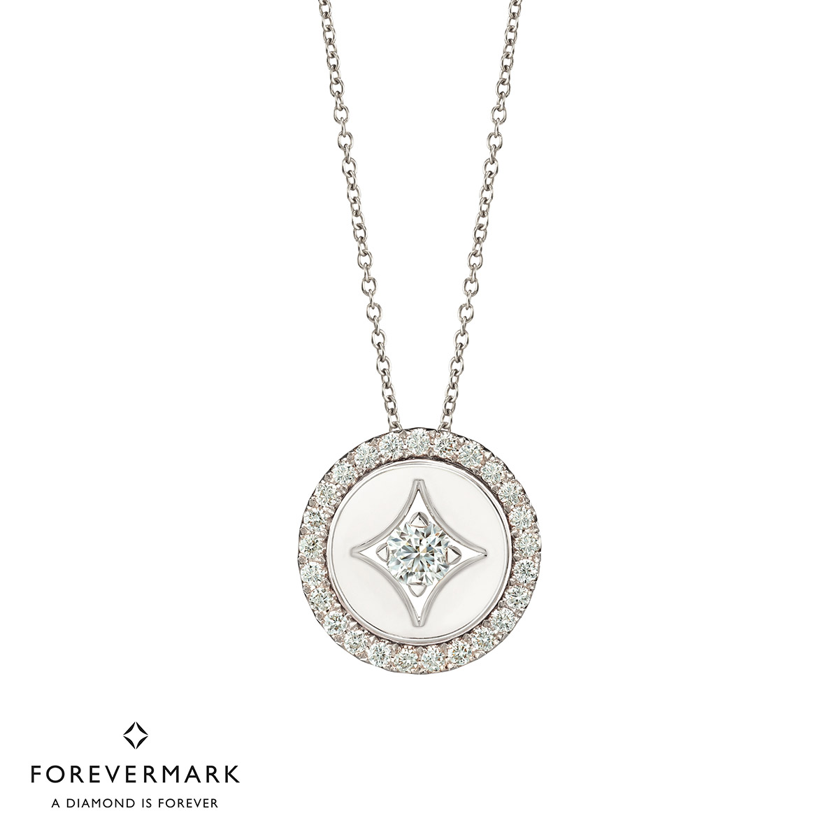FM Bliss necklace - WG 1