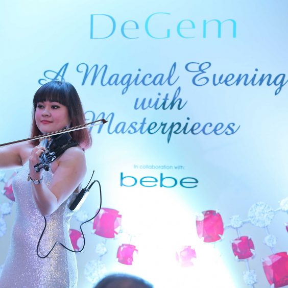 Magical Evening with Masterpieces