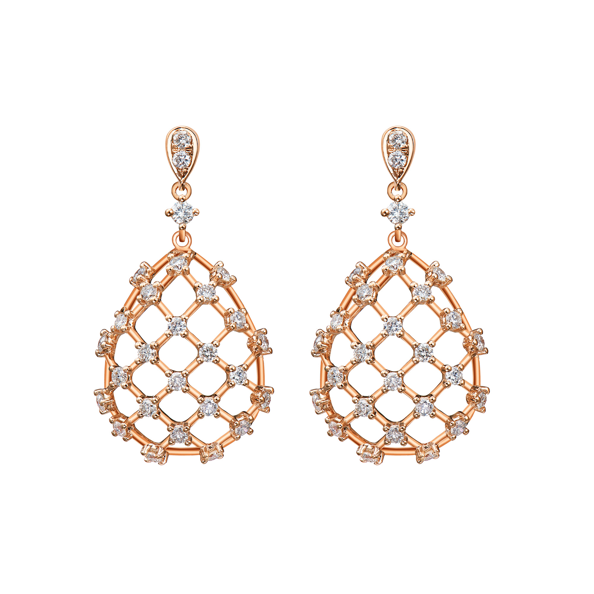 Soleluna ASTRA Lucent Lace Earrings