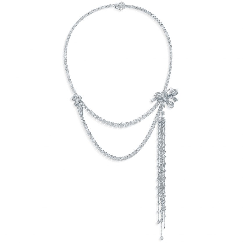 Forevermark Take A Bow Necklace