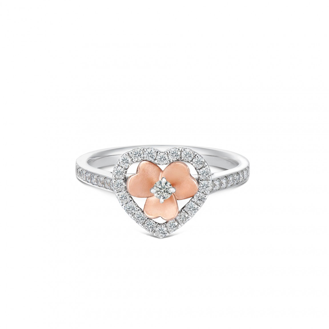 Soleluna ASTRA LoveStruck Diamond Ring