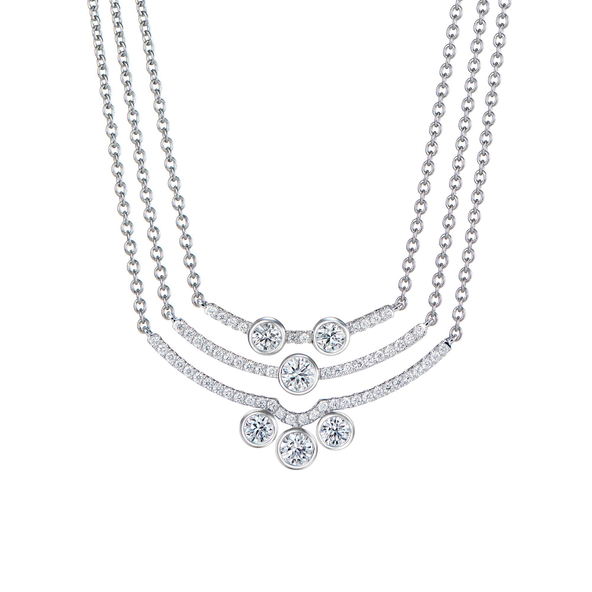 Forevermark Tribute™ Collection Diamond Necklaces