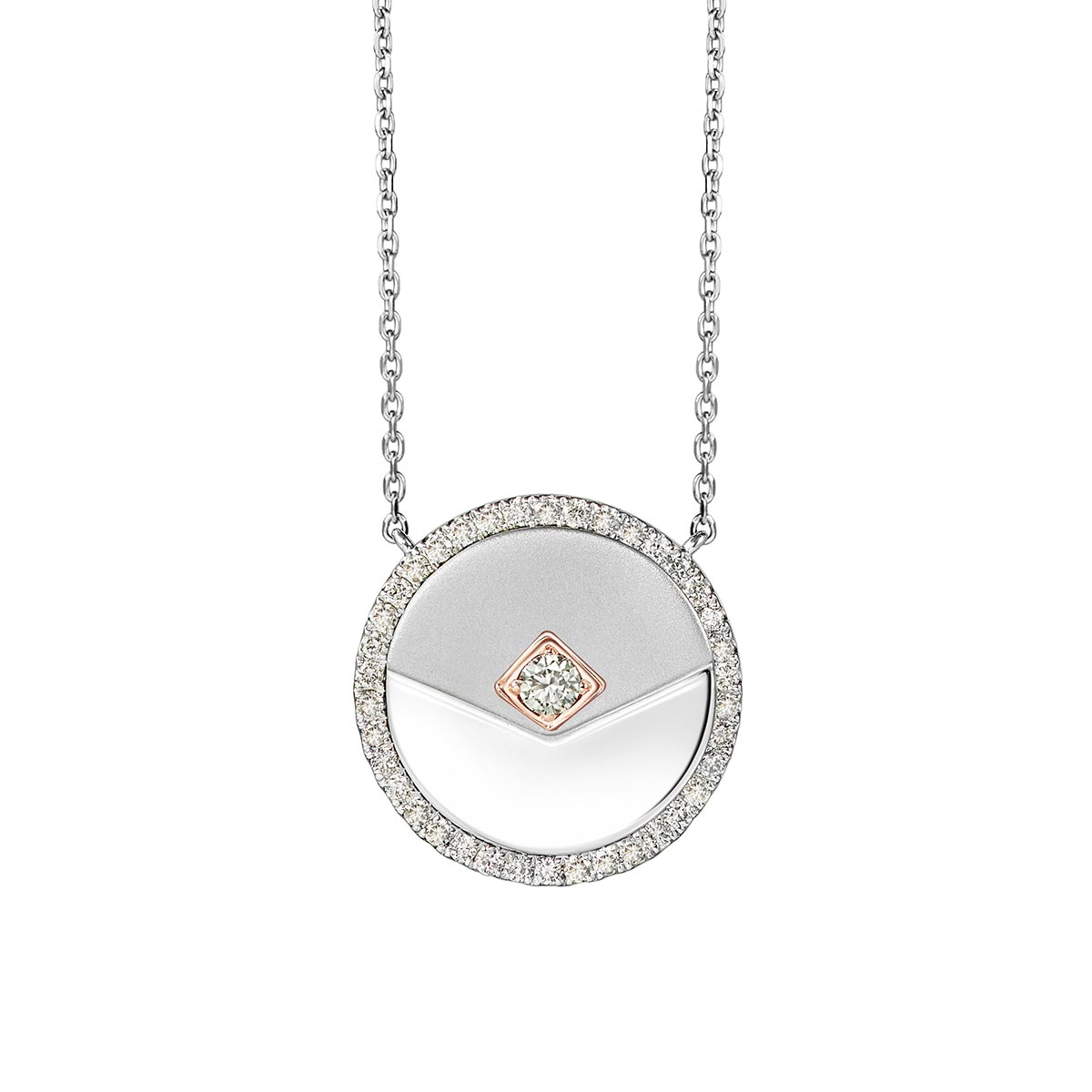 Soleluna Love Letter Necklace
