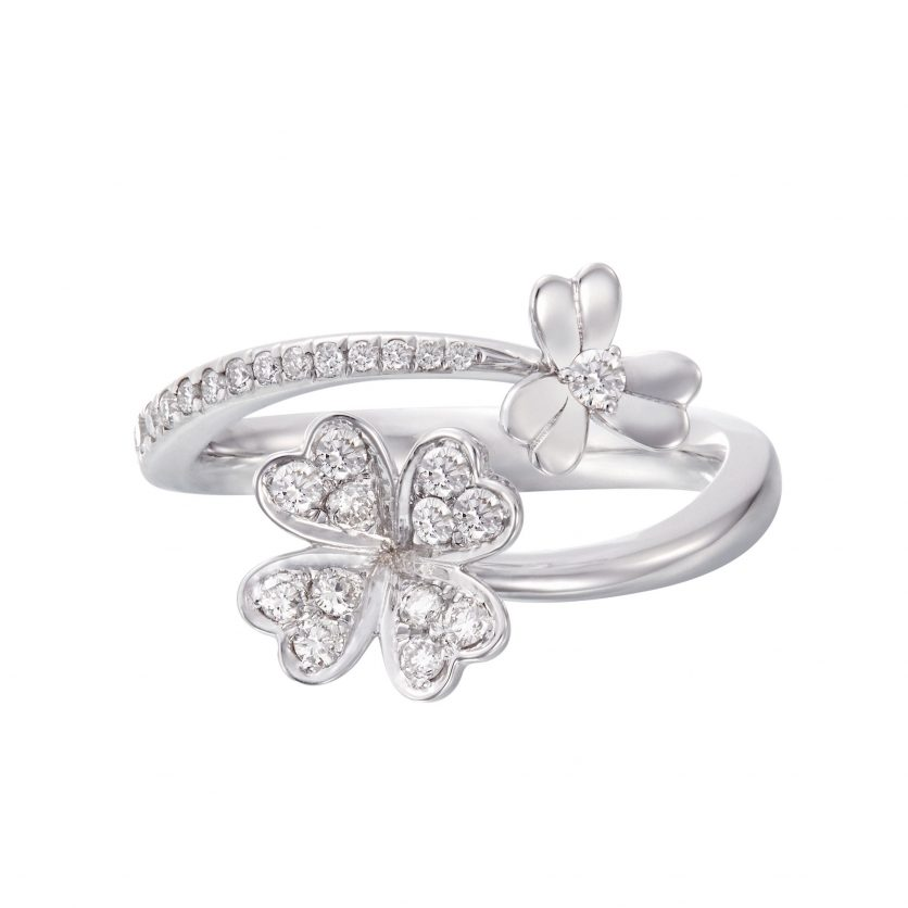 Love Clover Ring