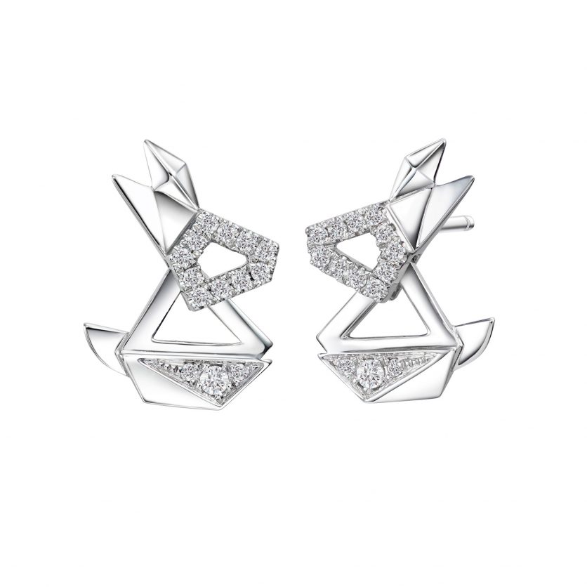 AURY Rabbit Earrings