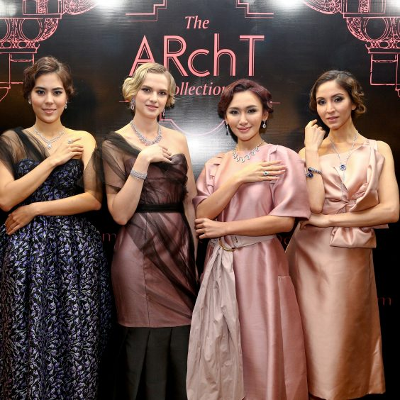 Launch of DeGem's ARchT Collection