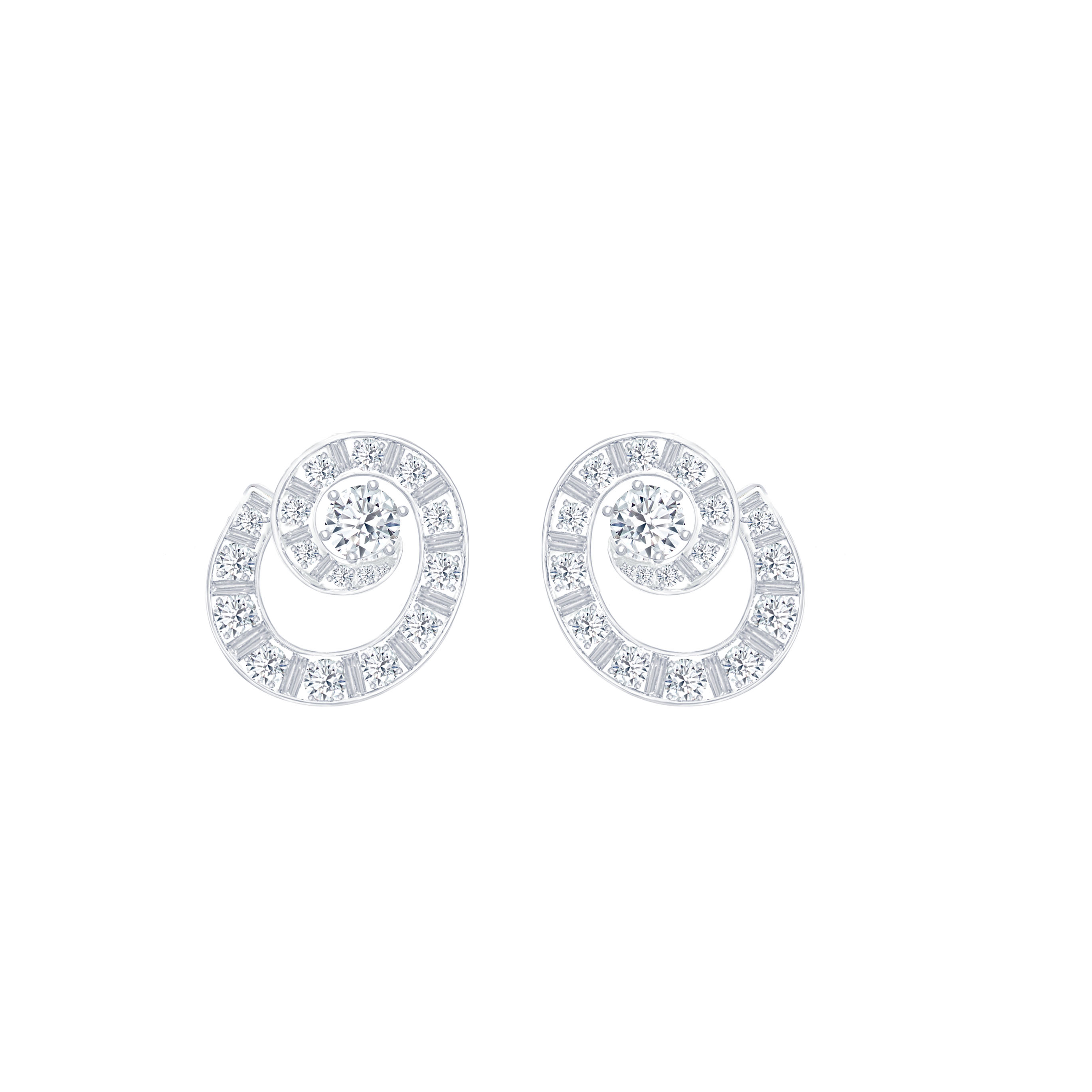 Forevermark Journey Earrings