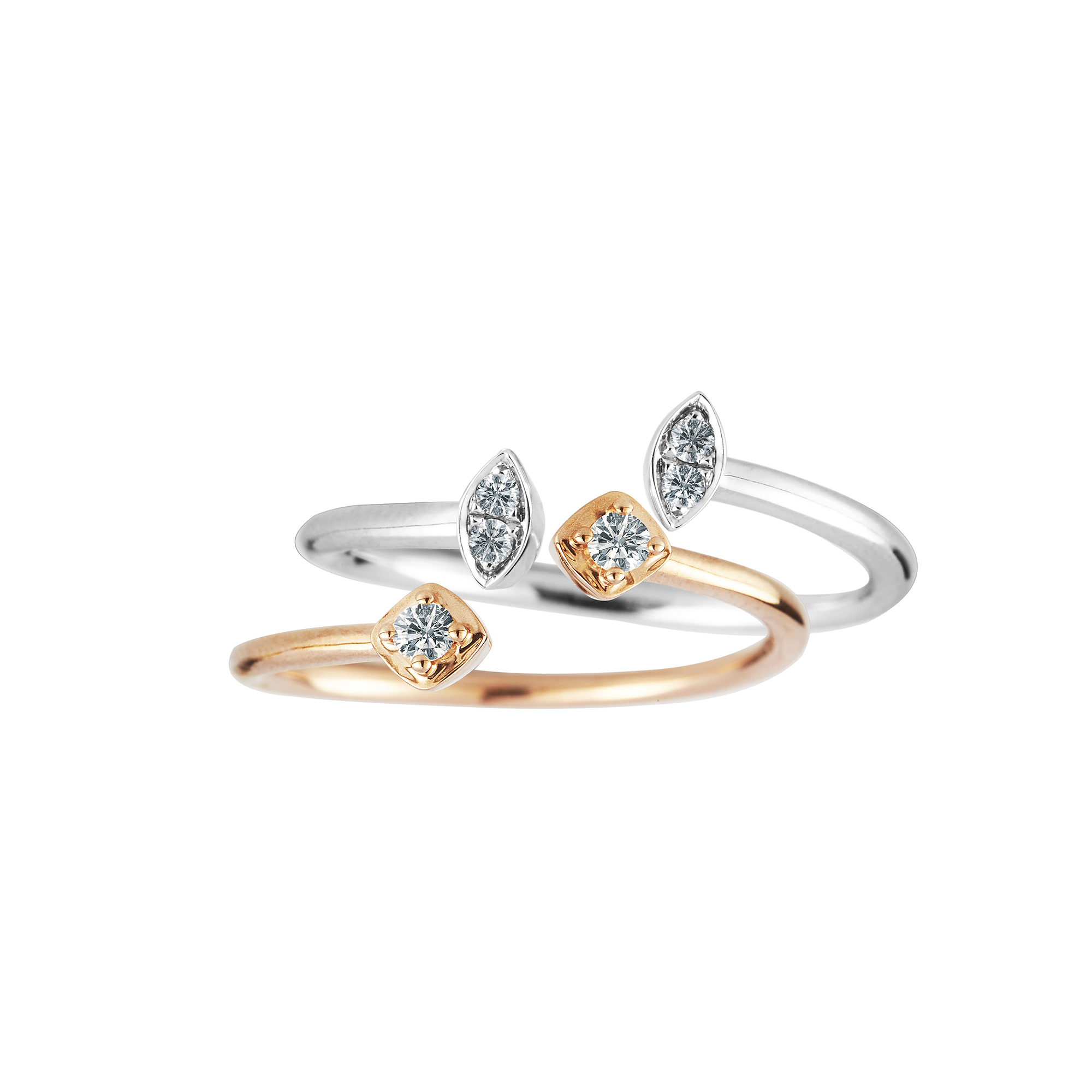 Soleluna ASTRA Diamond Ring