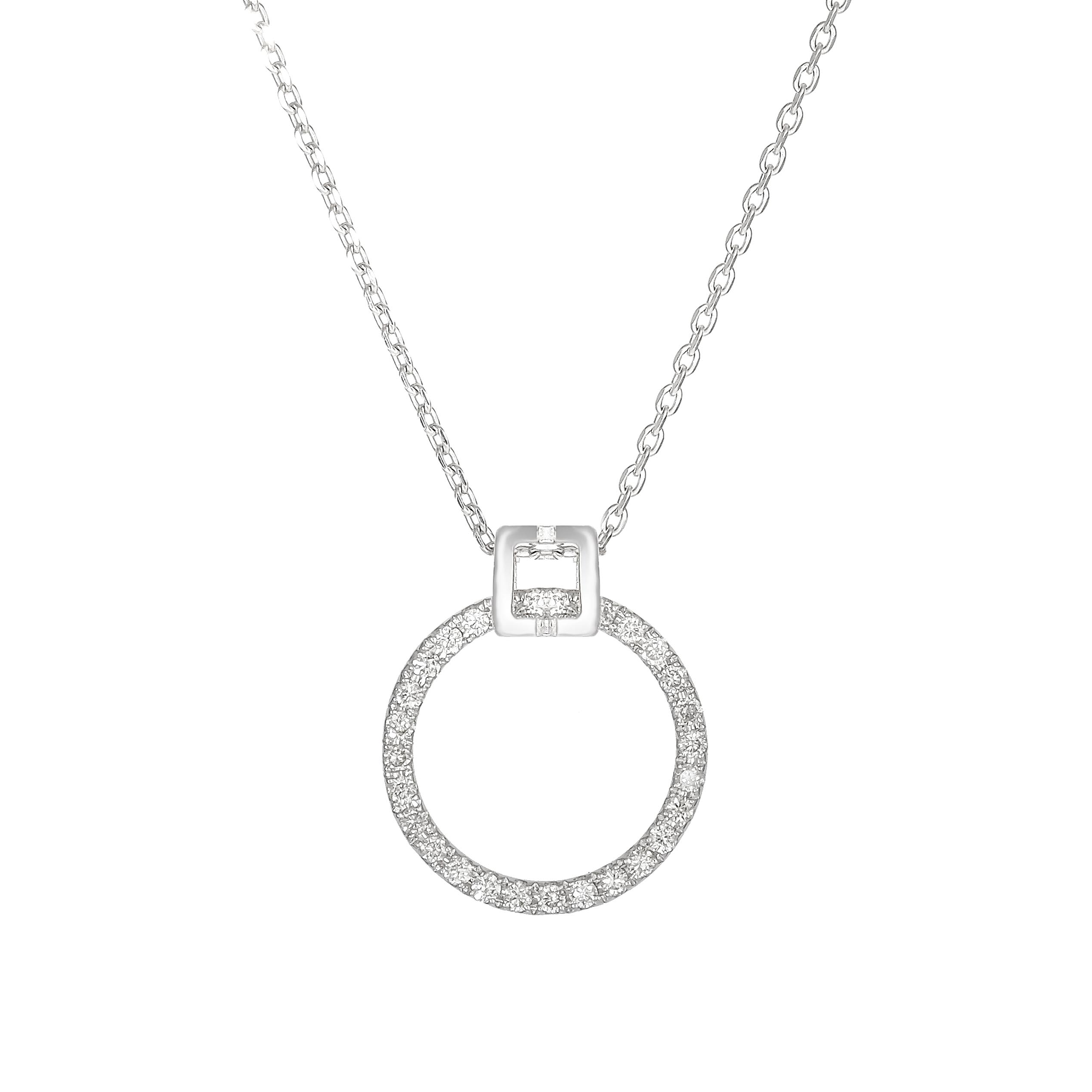 Soleluna Eternal Love Diamond Necklace