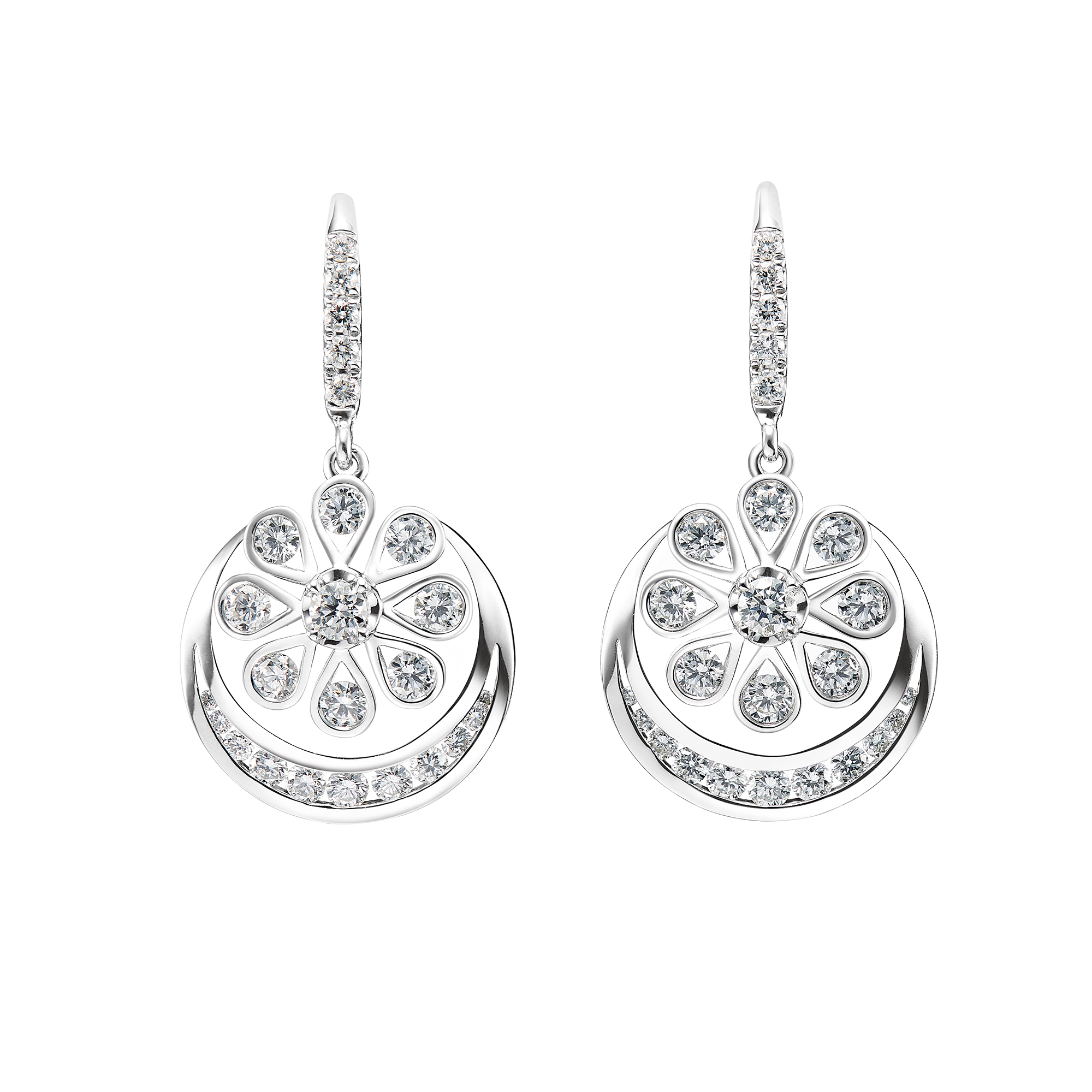 Nur Diamond Earrings