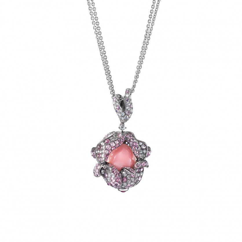 Vivid Blossom Necklace
