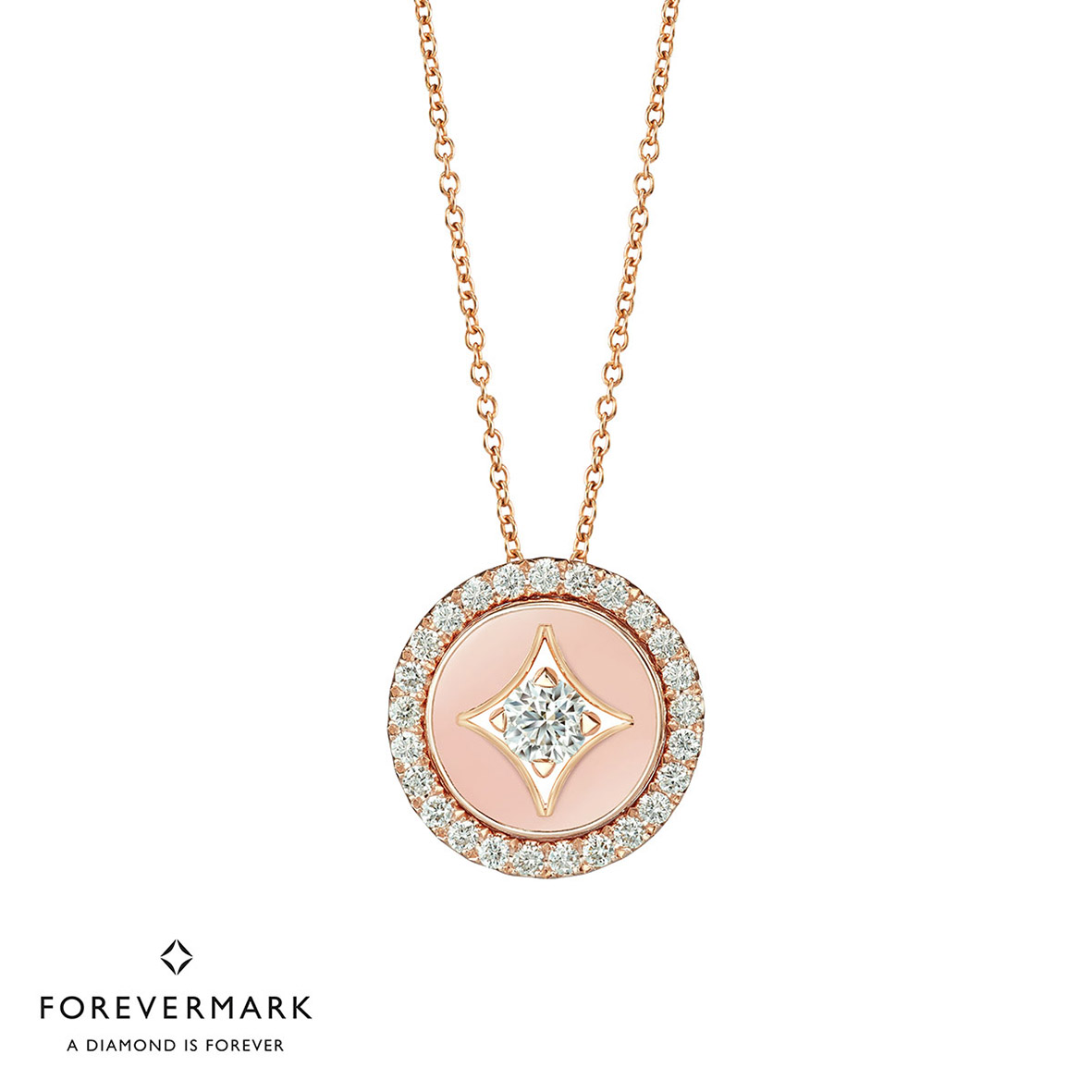 FM Bliss necklace - RG 1