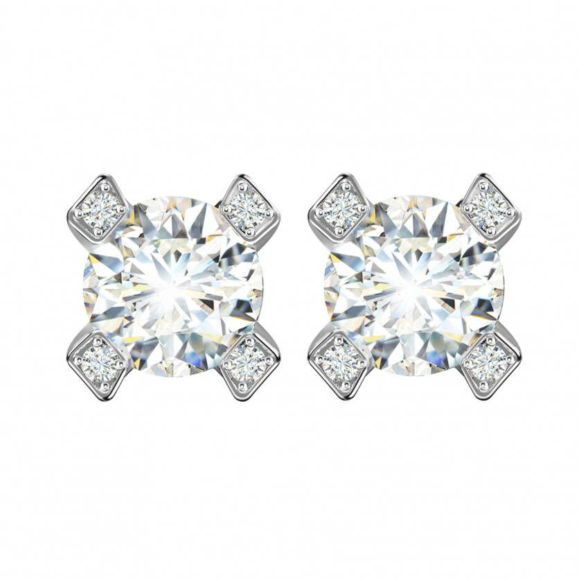 Forevermark Cornerstones Diamond Earrings