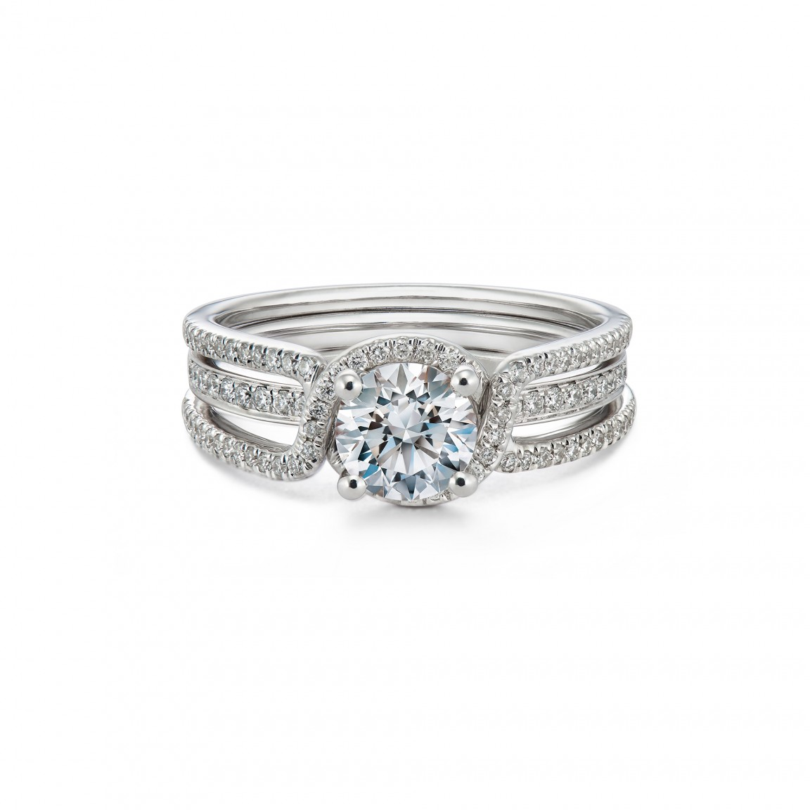 Revel for Forevermark Diamond Ring
