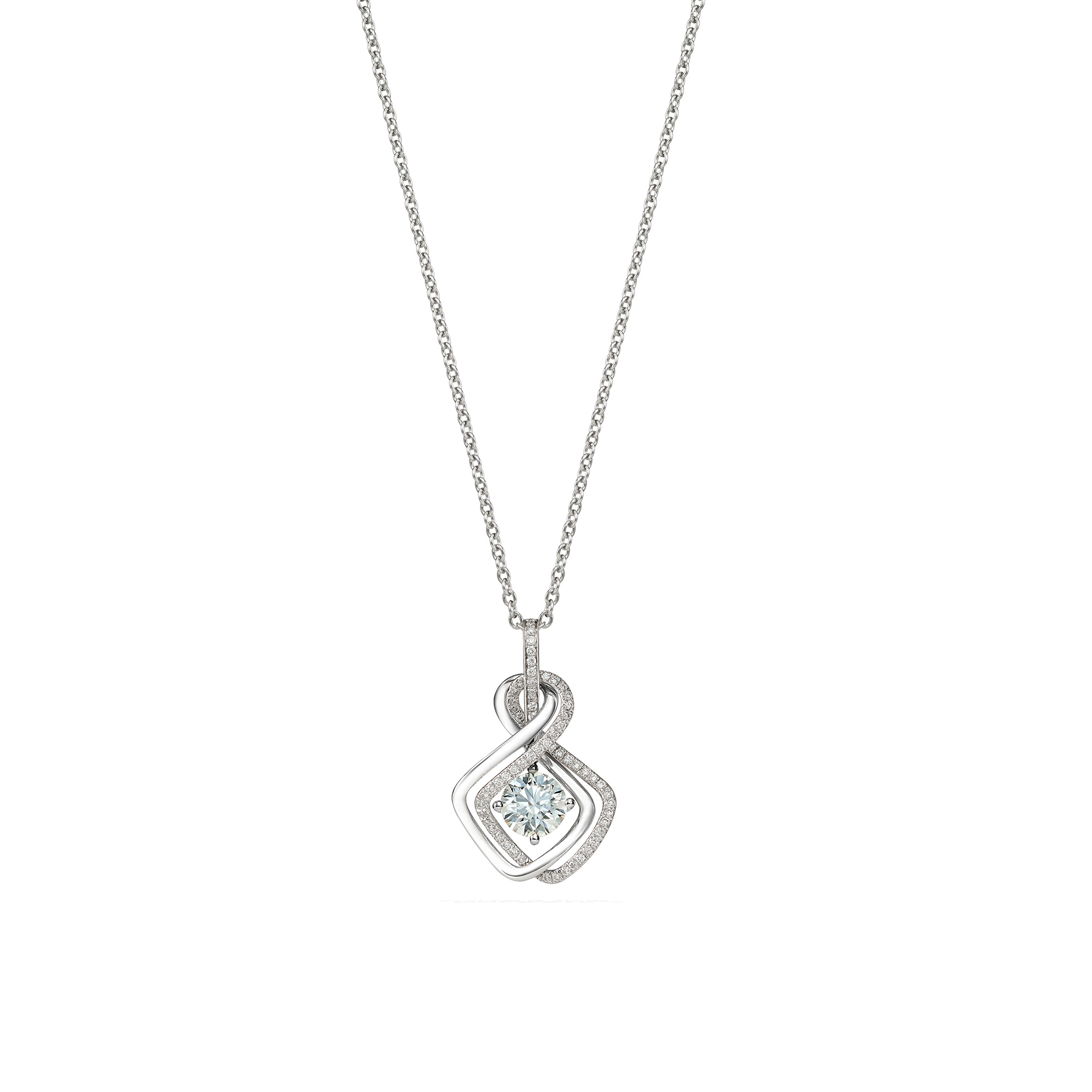 Forevermark Revel Diamond Necklace
