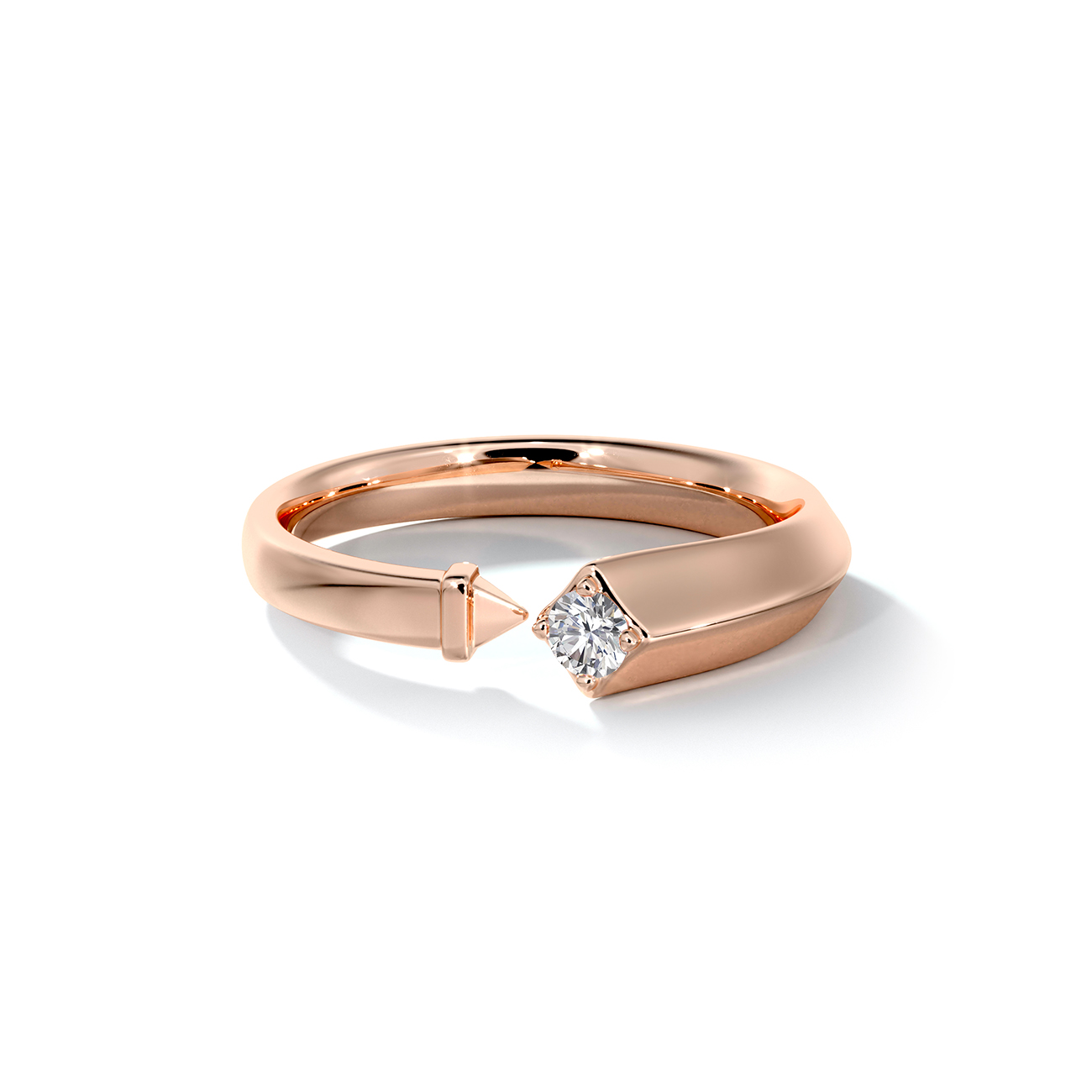 Forevermark Avaanti™ Closed Ring