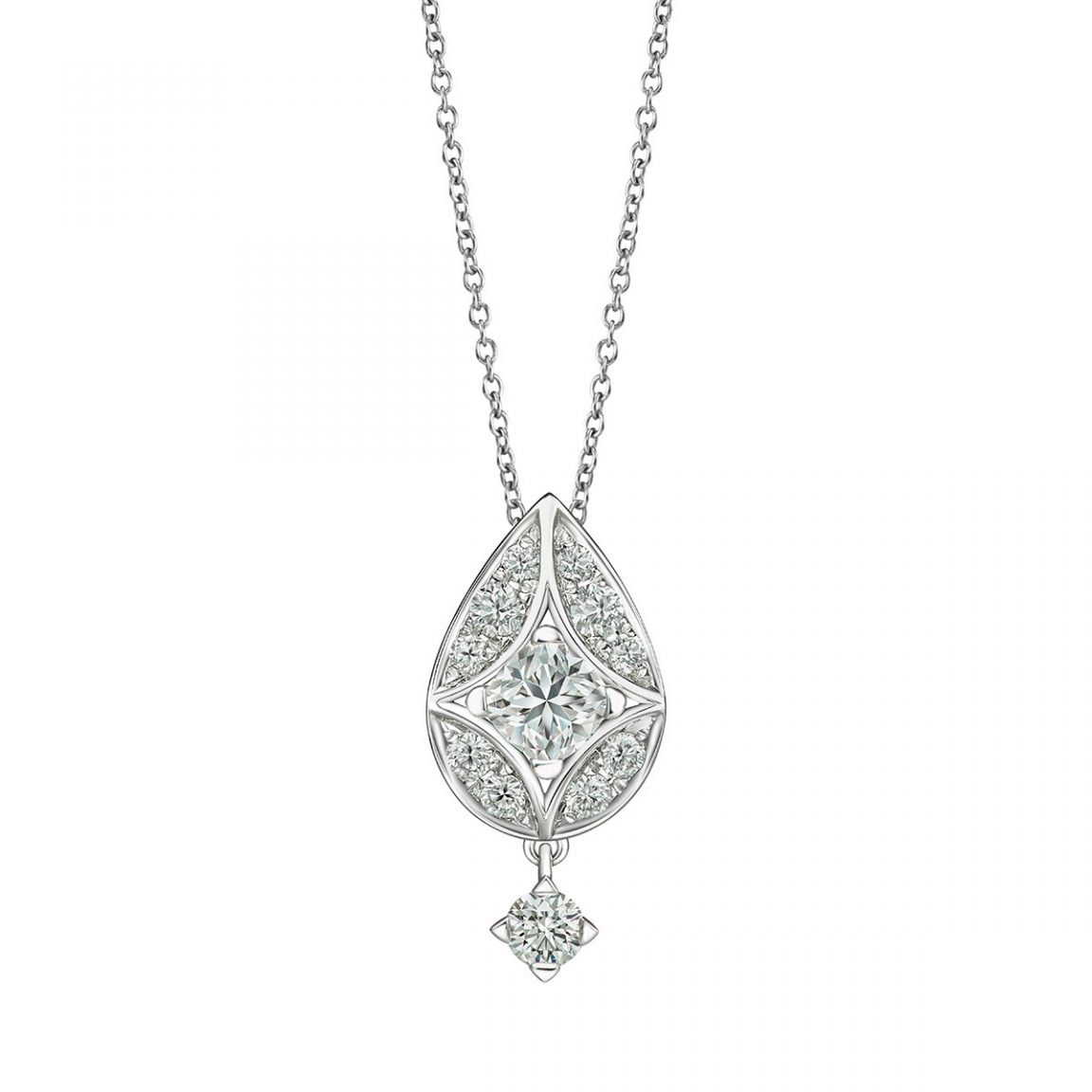 Forevermark Radiant Bliss Necklace