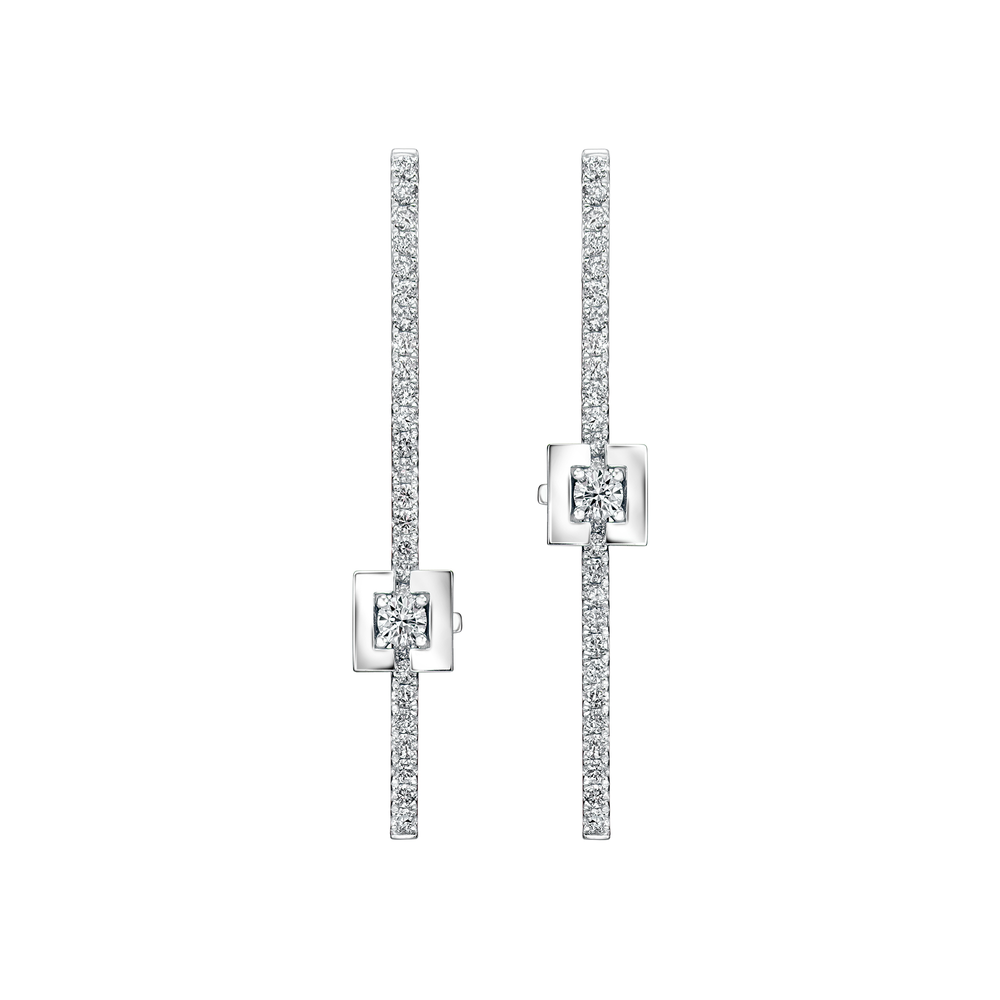 Soleluna AJYLE Harmony Diamond Earrings