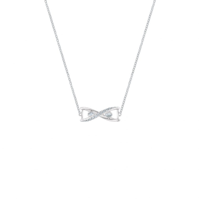 Soleluna DNA Collection Diamond Necklace