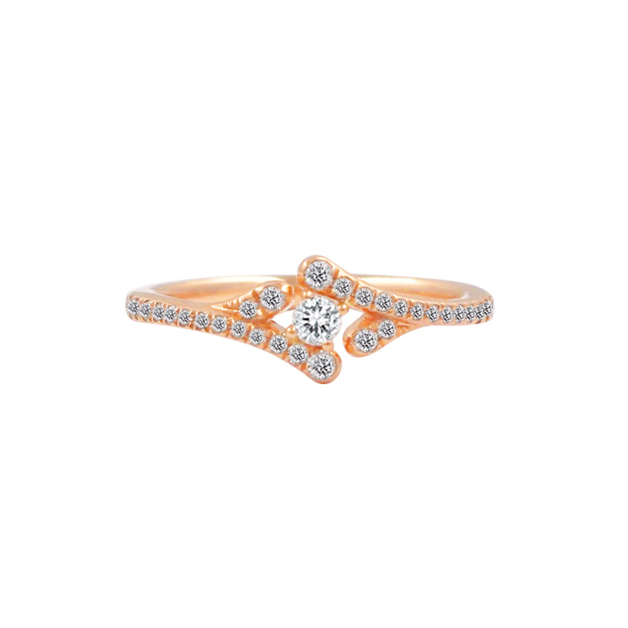 Soleluna AJYLE Grace Aura Diamond Ring