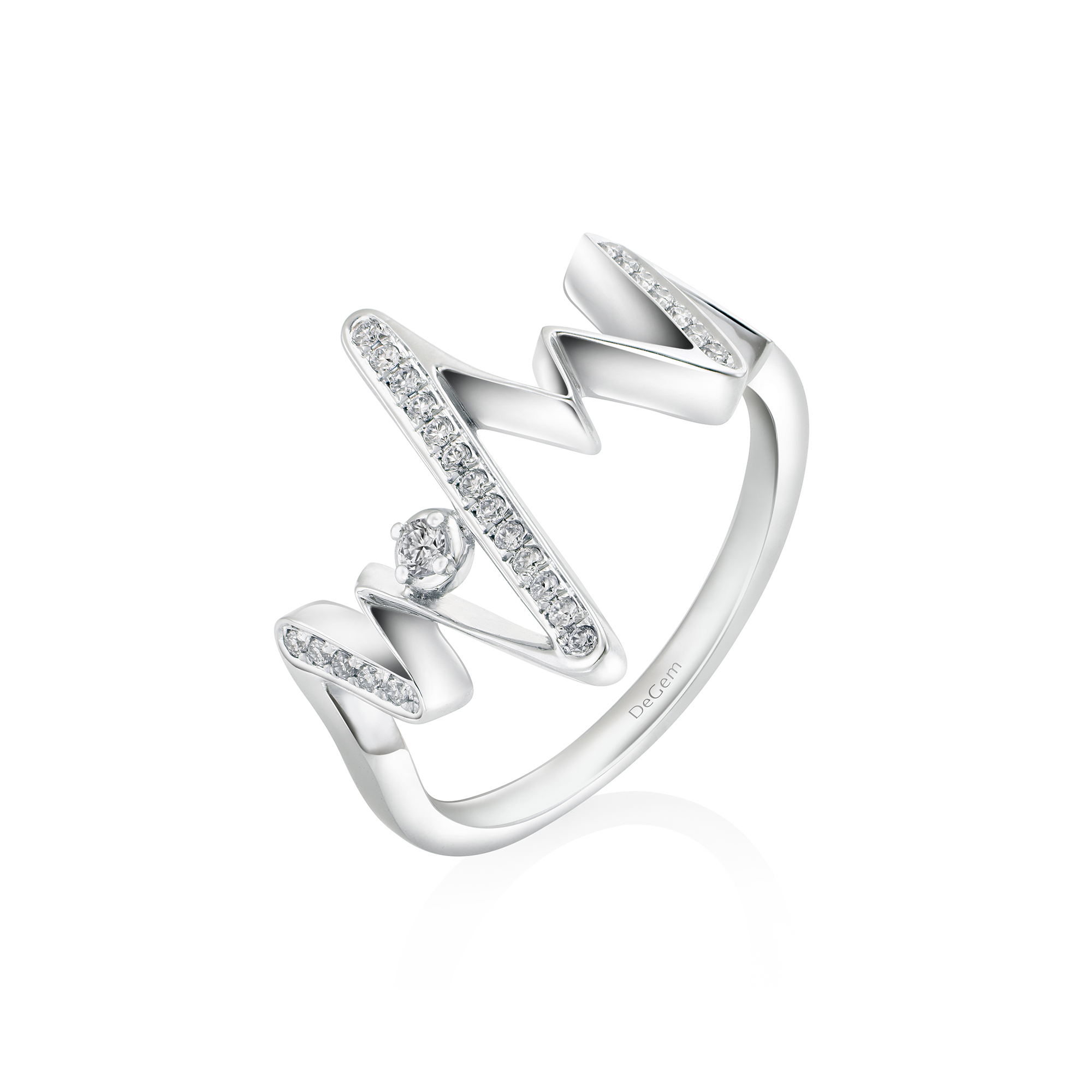 Soleluna AJYLE Rhythm Diamond Ring