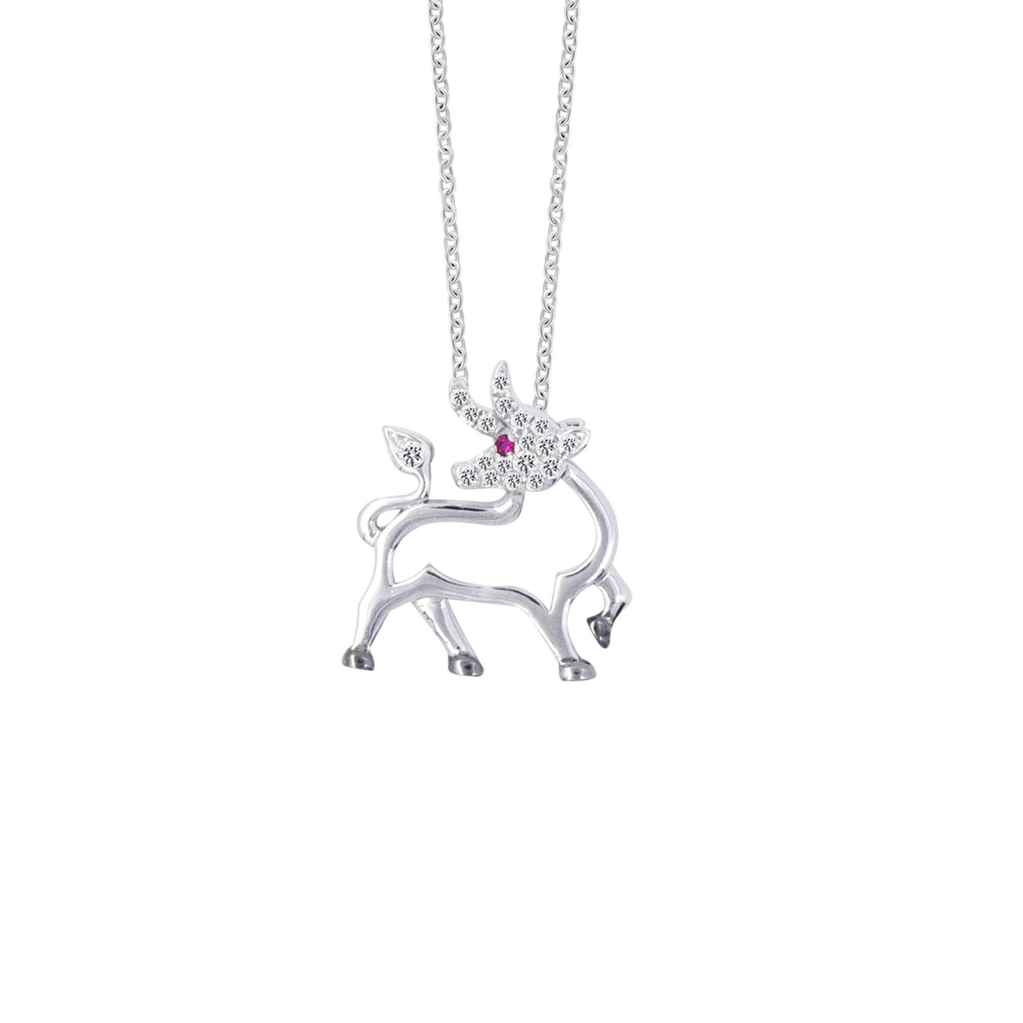 Soleluna Fortune Rodeo Diamond Necklace