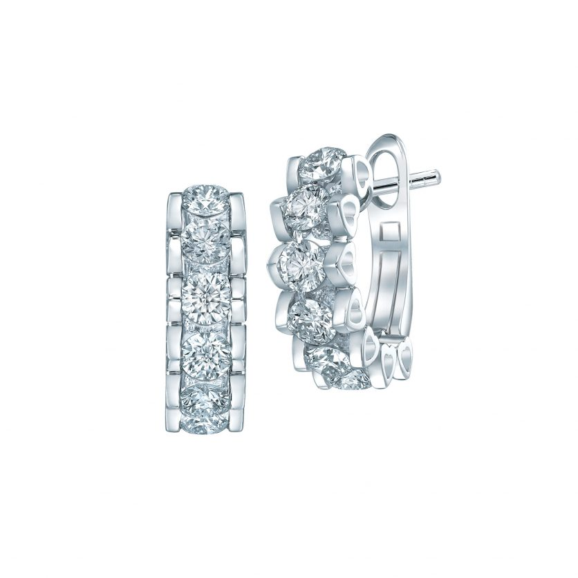 LAZARE® Roller of Love Earrings