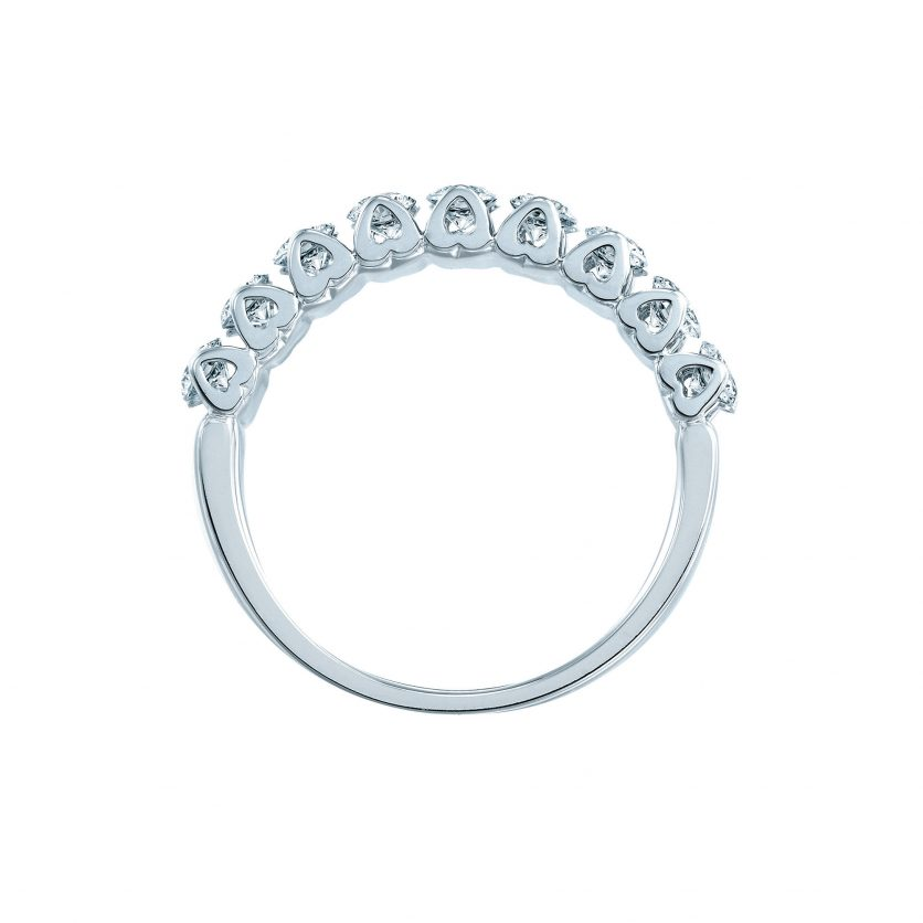 LAZARE® Roller of Love Ring Duo
