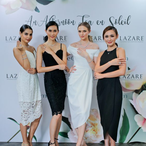 Lazare Diamonds® Mother's Day High Tea Event