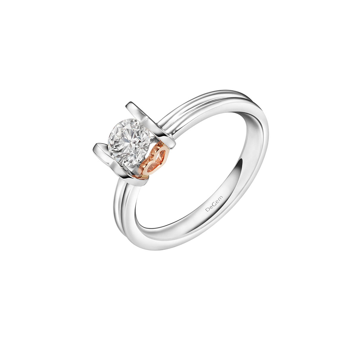 Lazare Endear Ring by DeGem
