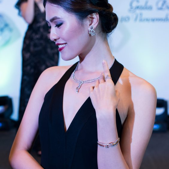 Lazare Diamonds® 2017 Casino Royale Dinner
