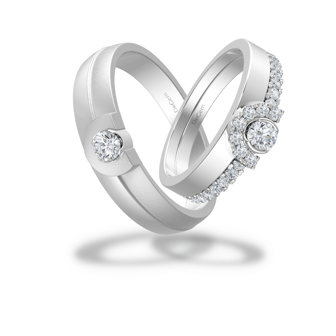 Forevermark Magnificent Wedding Band By DeGem