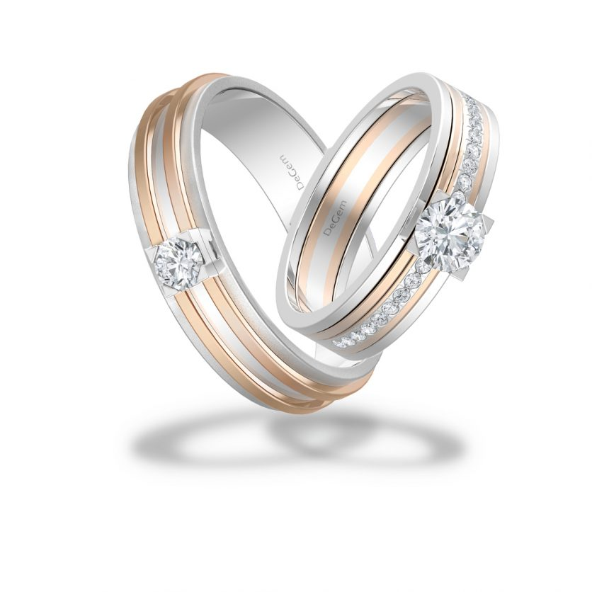 Forevermark Majestic Wedding Band By DeGem