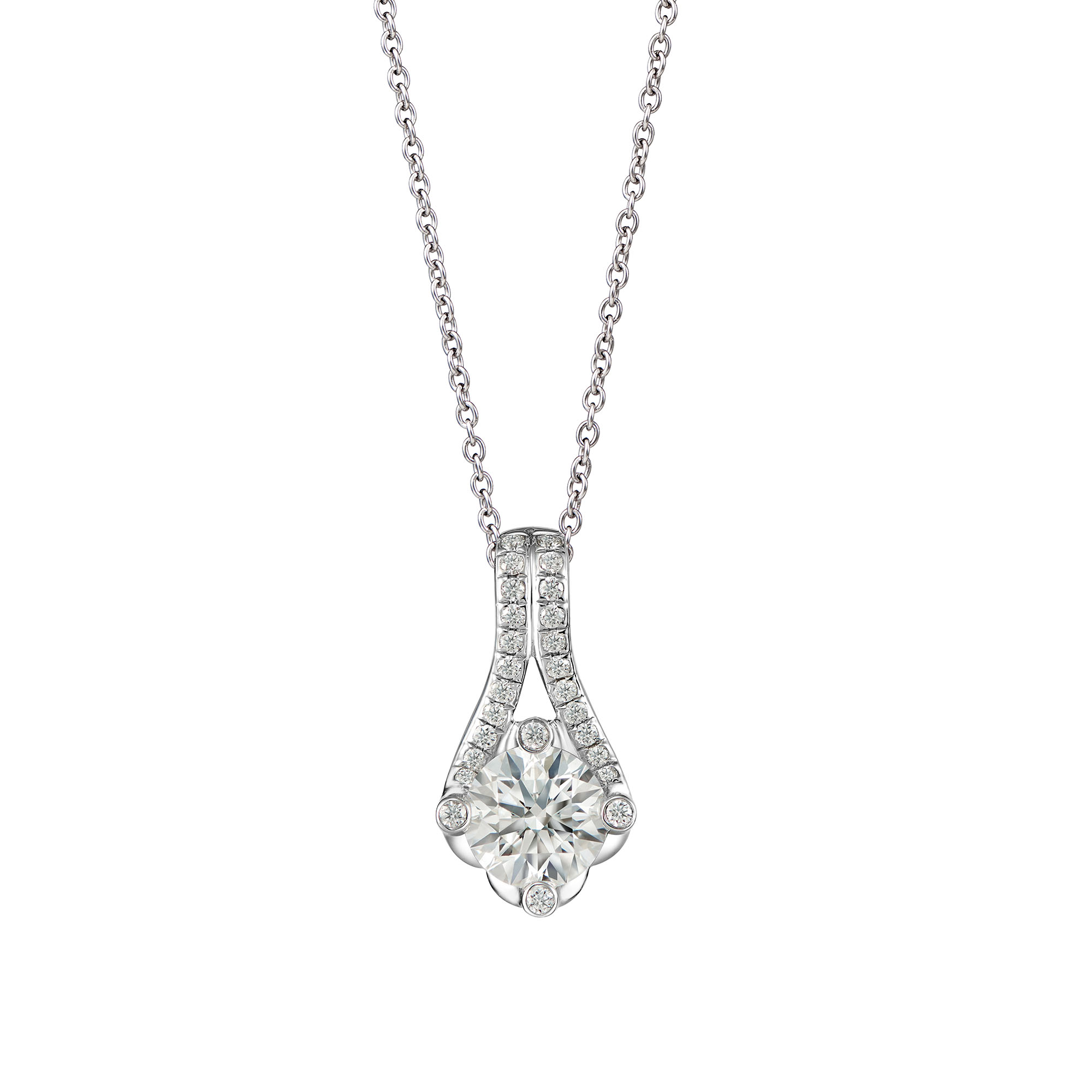 Forevermark Cornerstones Diamond Necklace