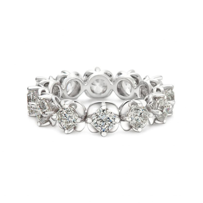 Bliss for Forevermark Diamond Eternity Ring