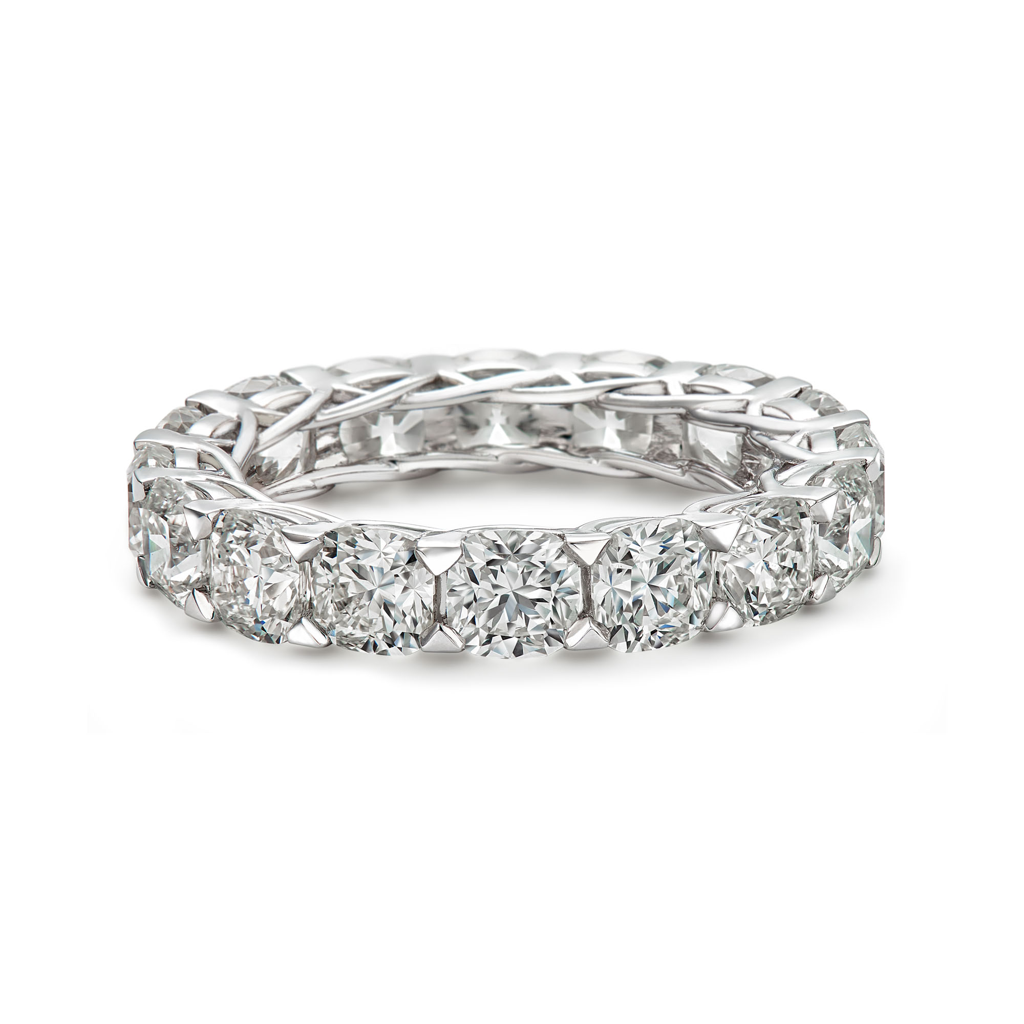 Bliss for Forevermark Diamonds Eternity Ring