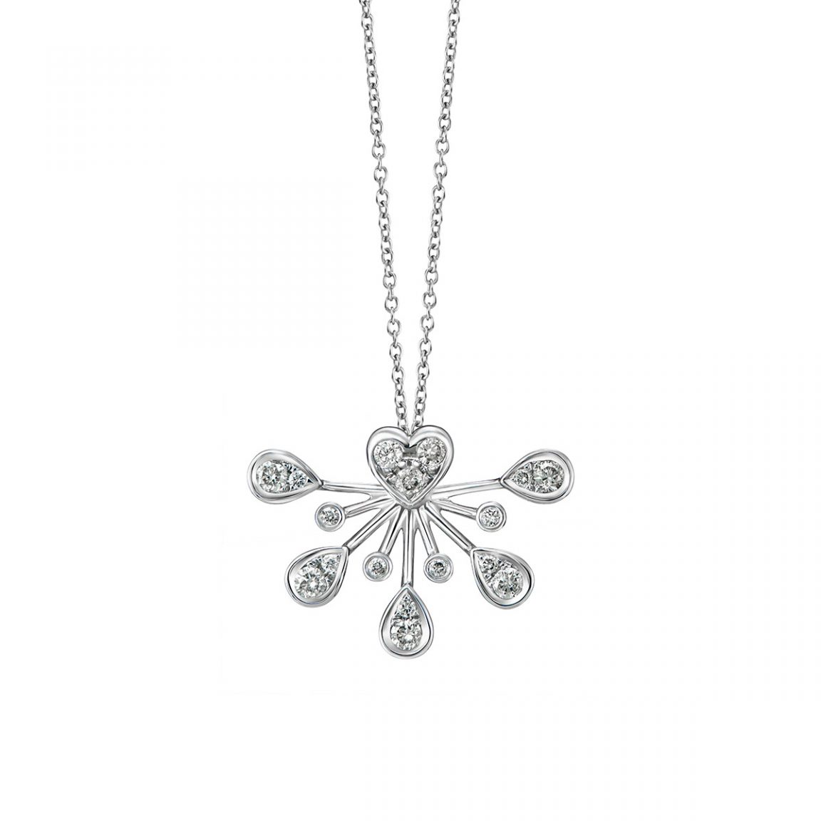 Soleluna ASTRA Starbright Diamond Necklace