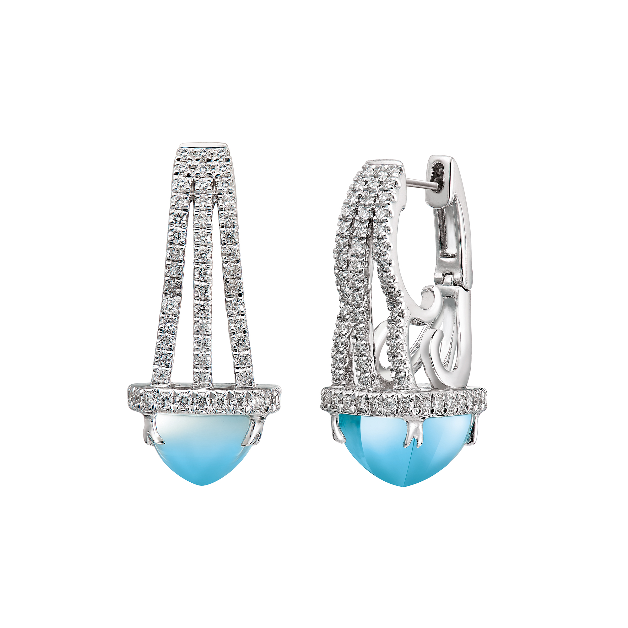 La Bouteille Earrings