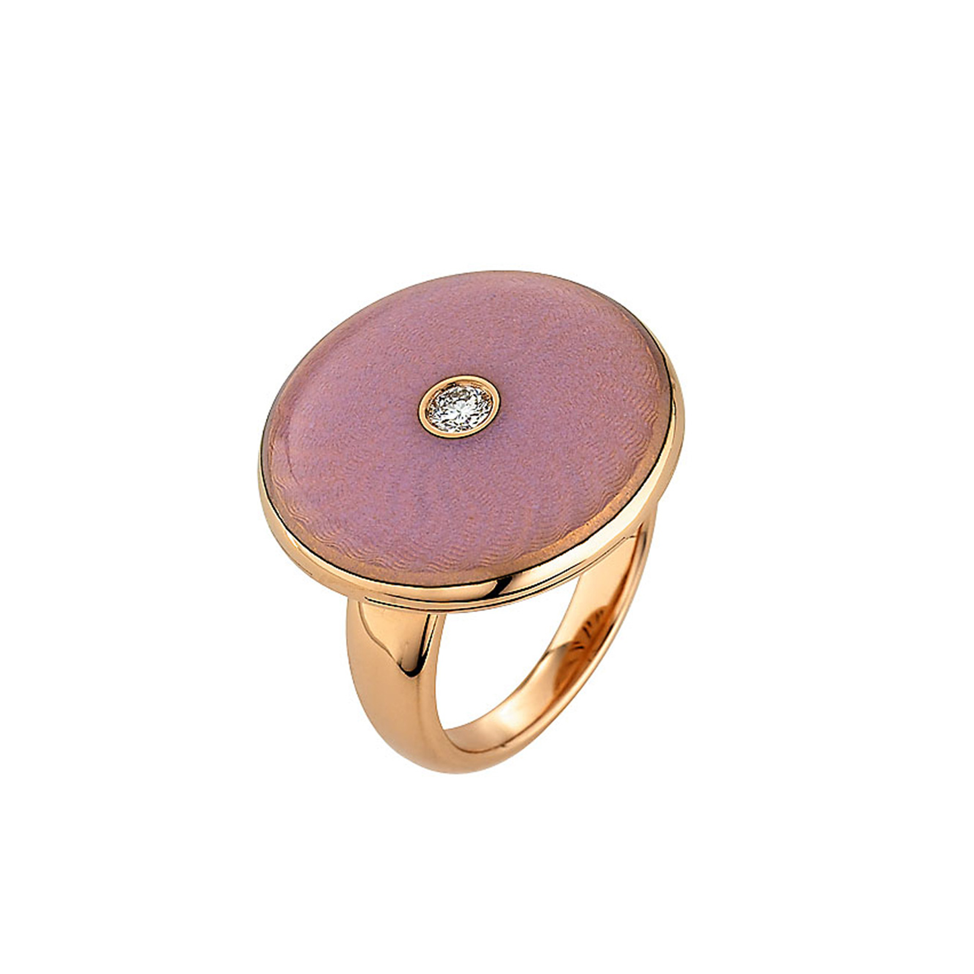 Victor Mayer Enamel Ring
