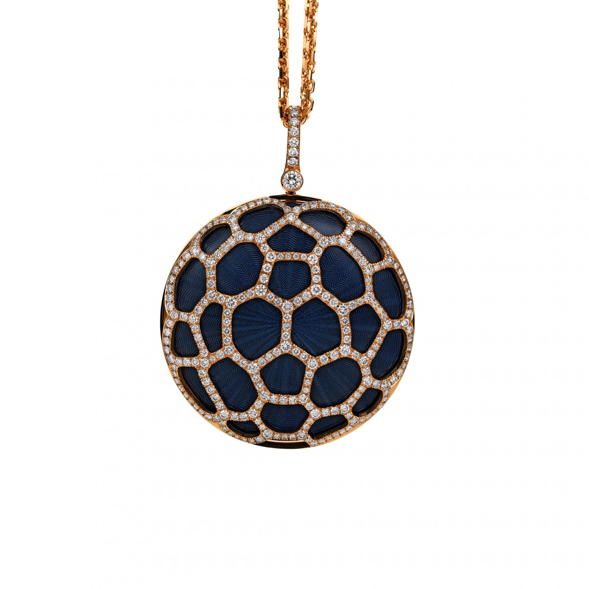 Victor Mayer Constant Pendant Necklace