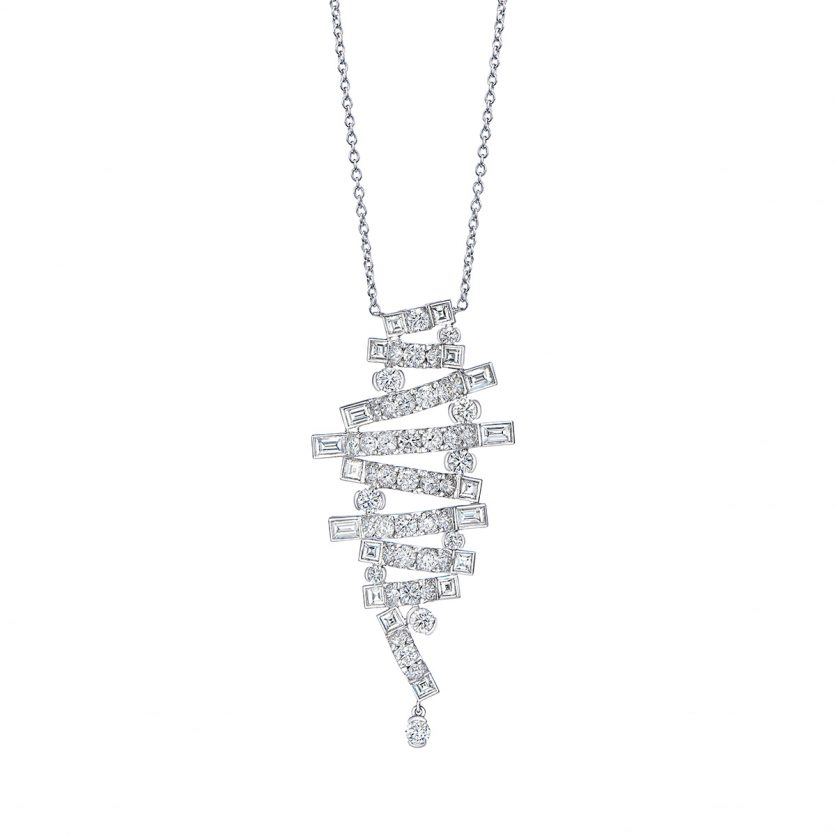 DeGem Vero Amore Diamond Necklace